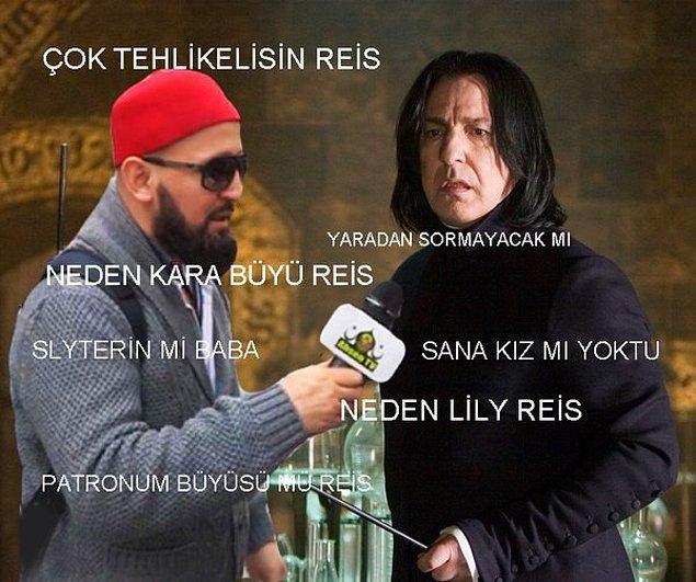 18. Snape