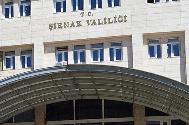 Valilik: '1 polis şehit oldu, çatışmada kaçan teröristler söz konusu binayı ateşe verdi'