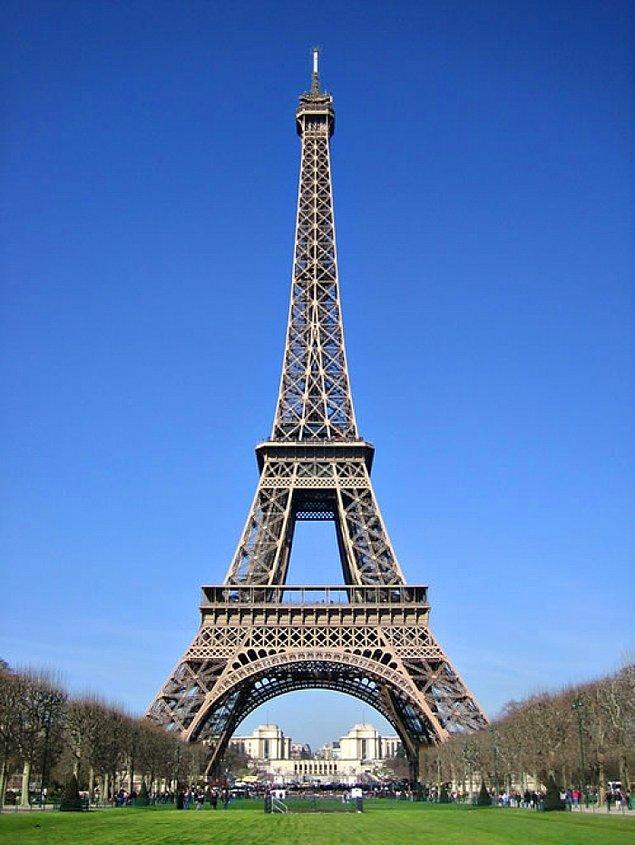 1. Eyfel Kulesi