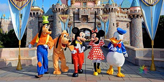 4. Disneyland