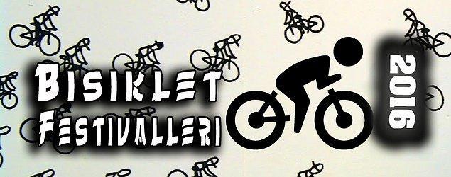 1. Bisiklet Festivalleri 2016