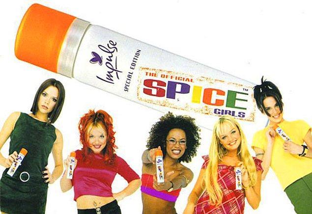 Spice Girls Deodorantı