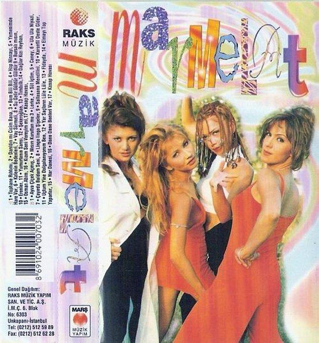 Yerli Spice Girls Çakması 1: Marmelat Kızlar (Grup Marmelat)