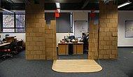 'Ofis İçinde Şato Olur mu Hiç' Demeyin! Yaratıcı Ekipten Antidepresan Etkili Fantastik Tasarım