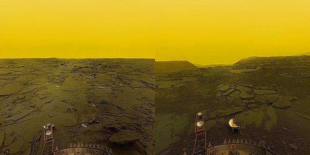 4. Venüs yüzeyi