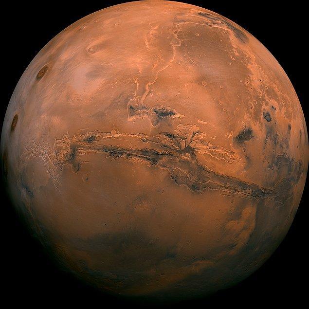 9. Mars