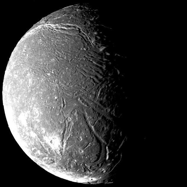 38. Uranüs uydusu Ariel