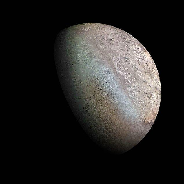 42. Neptün'ün uydusu Triton