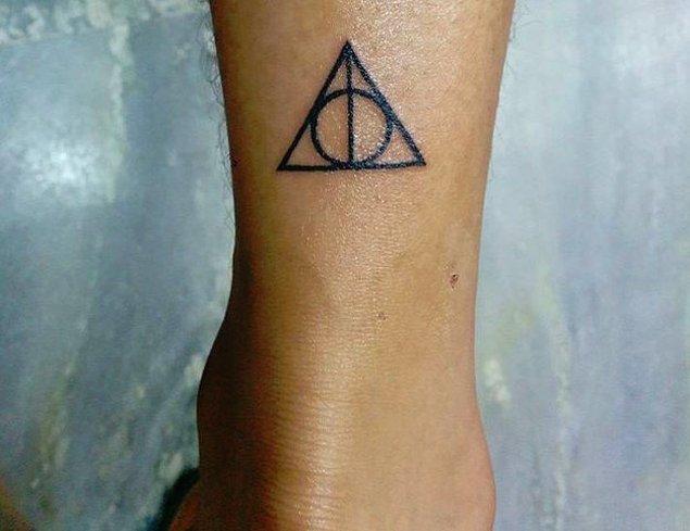 19. Harry Potter aşkı oldukça fazla
