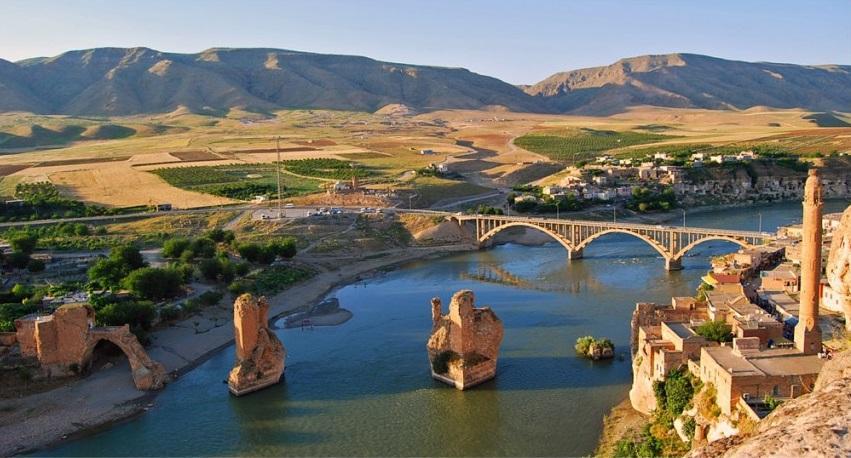 12 Bin Yıllık Hasankeyf Sular Altında Kalacak