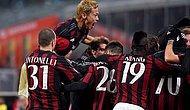 Milano Derbisinde Milan, Inter'i 3-0'la Geçti