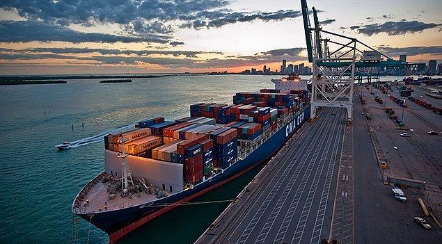 Ocak ayında en fazla ihracat yapılan ülke Almanya oldu