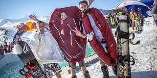 Yıl Olmuş 2016 Hala Jump & Freeze'e Katılmayanlar İçin 9 Görselle En Yaratıcı Kostümler