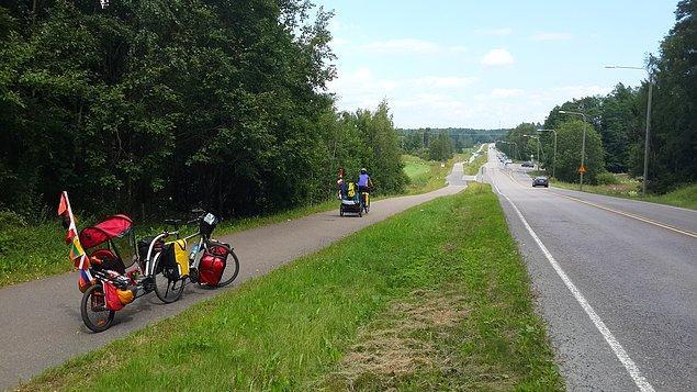 32. Finlandiya. Bisiklet yolları Rusya'ya doğru uzanıyor. Hedef Rusya.