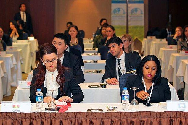 3. Uluslararası Genç Diplomatlar Eğitim Programı