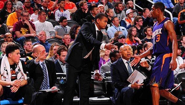Phoenix Suns'ta Watson dönemi