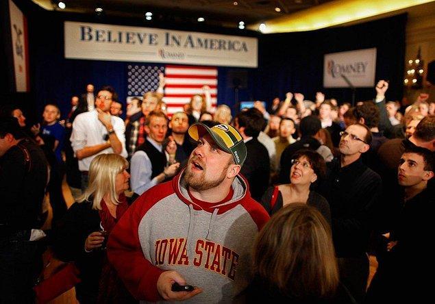 Iowa'yı kazanamayanlar 44 yıldır başkan olamıyor