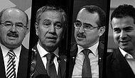 AKP'de 'Retweet' Çatlağı: Arınç'a Ergin ve Kılıç da Destek Verdi
