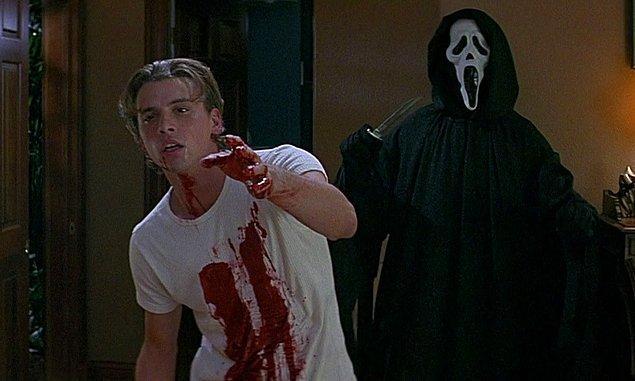 12. Çığlık (Scream, 1996)