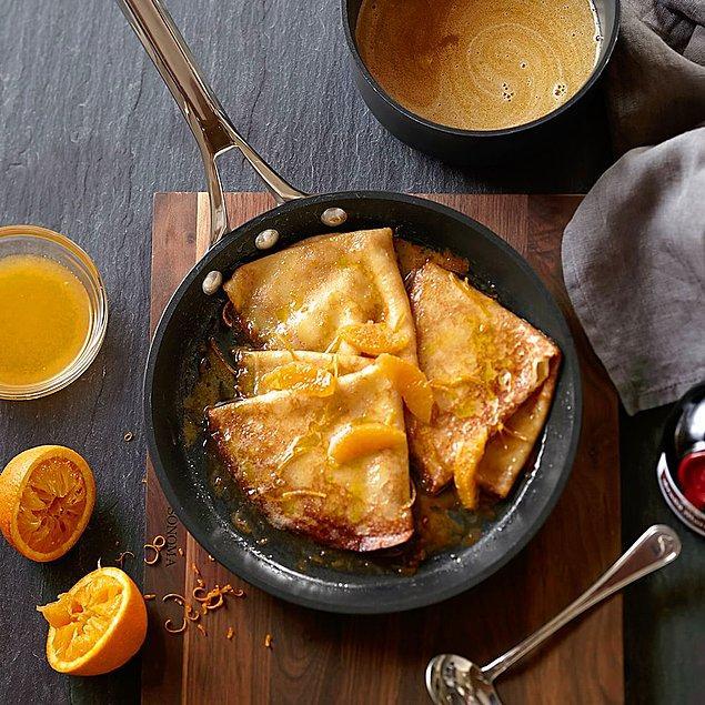 13. Tam mevsimiyken klasik lezzetleri denemek şart!