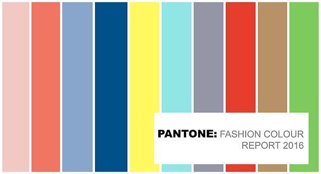 Pantone kataloğu ile bilinen renk şirketi Pantone, her yıl moda olacak rengi açıklıyor.