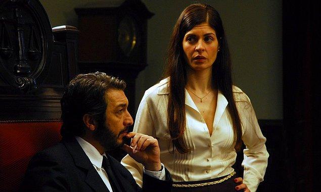 4. Gözlerindeki Sır (El secreto de sus ojos, 2009)