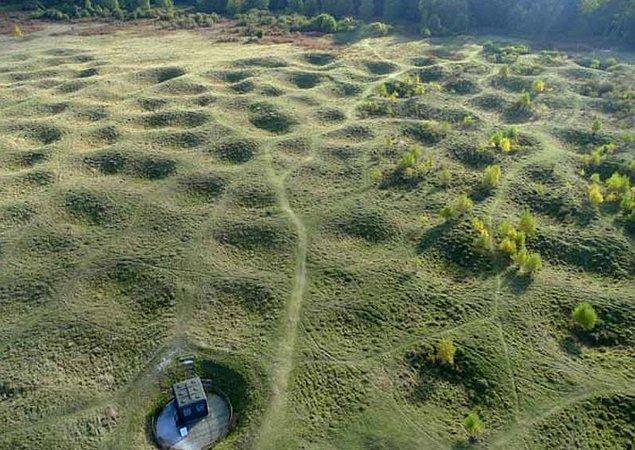 3. Grime's Graves: Maden / Yeraltı tapınağı