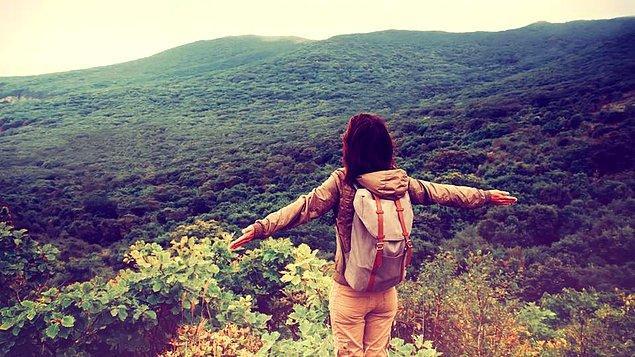 3. Başka birini keşfetmek yerine, kendinizi keşfedersiniz.