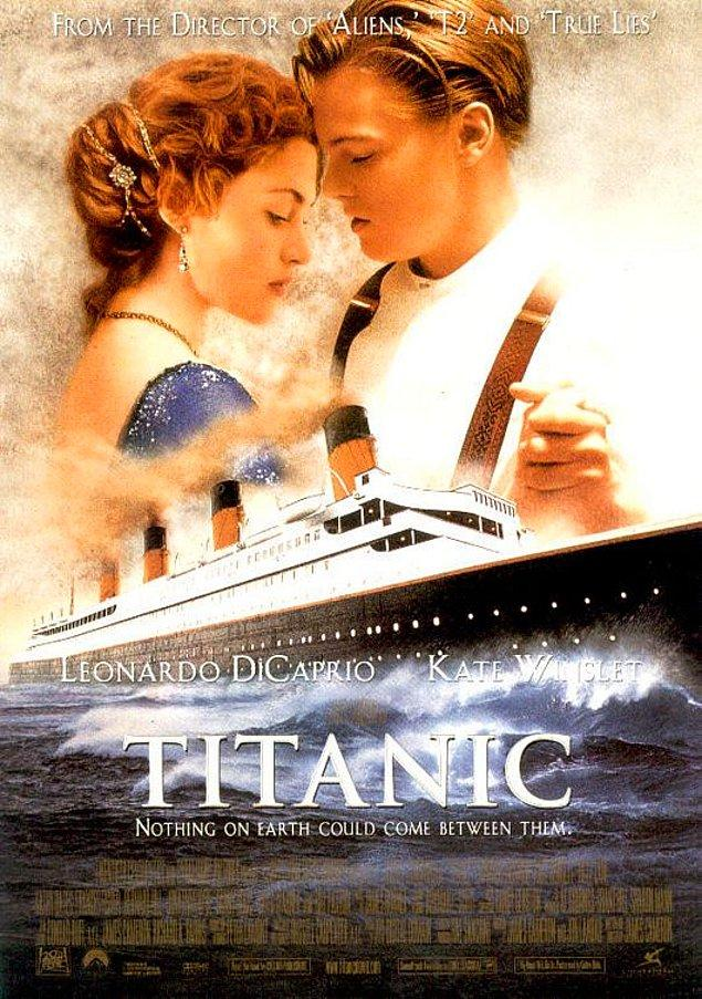 Bonus: Titanik (1997) - Puanı: 7.7