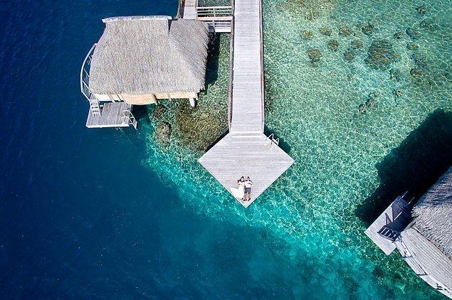 Завораживающий снимок, сделанный с воздуха, взял главный приз в номинации «Вставить в рамку».
