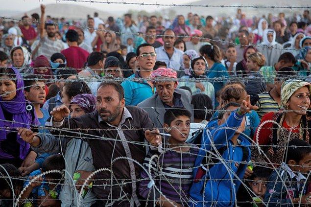 Oxfam'a göre Avrupalı hükümetler, şu ana kadar Suriyeli göçmenlerin ihtiyacı olan yardımın ancak yarısını karşılamış durumda.