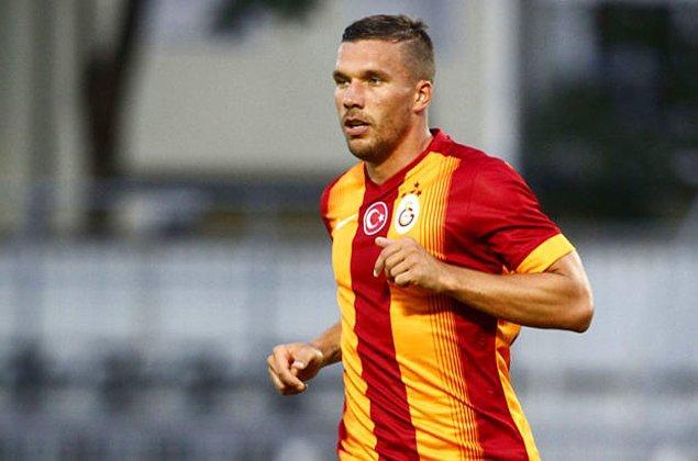 14. Lukas Podolski