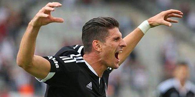 6. Mario Gomez