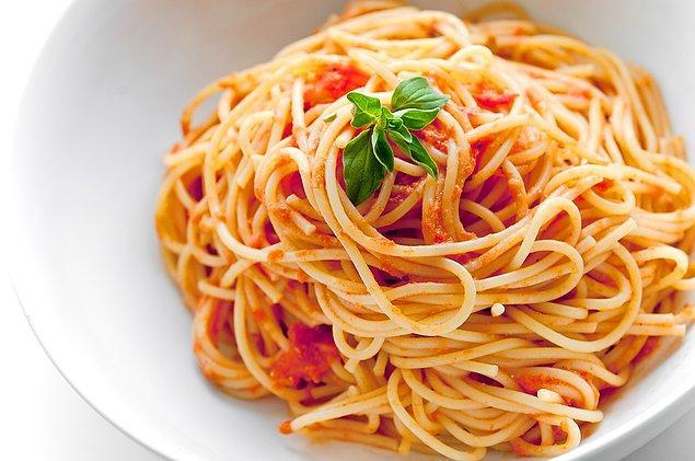 5. Spaghetti