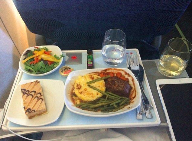 First class: