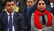 5 HDP'liye 'Örgüt Üyeliğinden' Fezleke