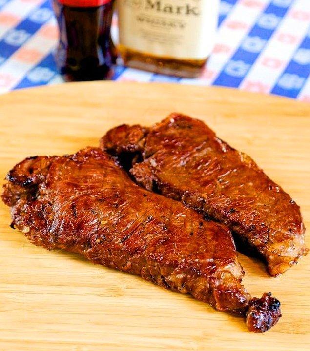 6. Kolalı Biftek