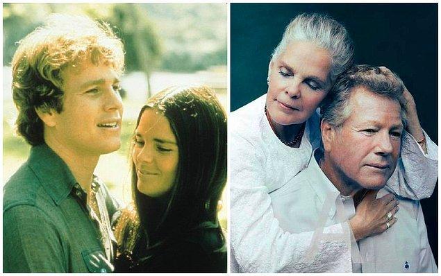"""Evet, tam 45 yıl sonra, o imrendiğimiz """"Aşk Hikayesi"""" gerçek oldu!"""