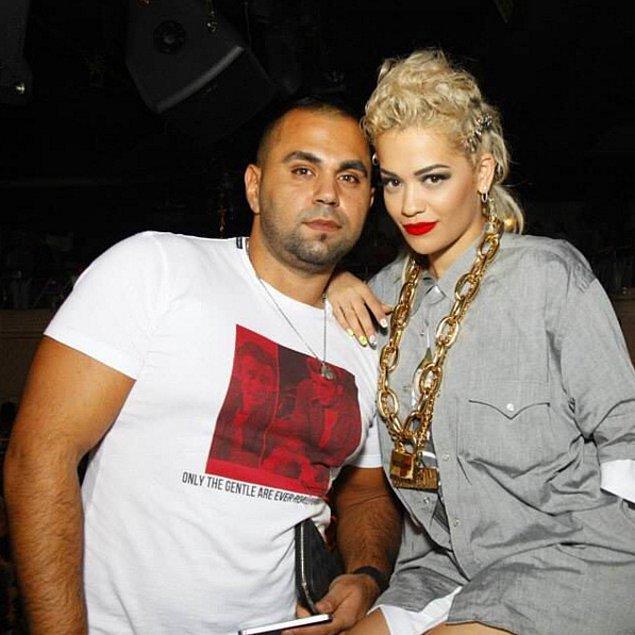17. Rita Ora