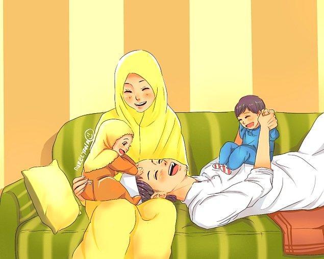 5. Ailenin baskısıyla değil kültürel çevrenin etkisiyle imam hatipe gidersin.