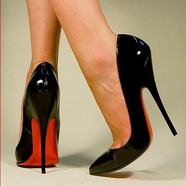 Kadına giden yol ayakkabıdan geçer!