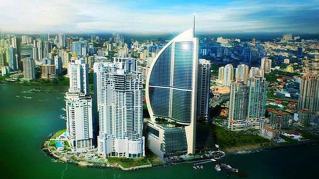 12. Panamá'nın göz alıcı güzelliğini gören pek çok ülke onun gibi olmak isteyebilir.