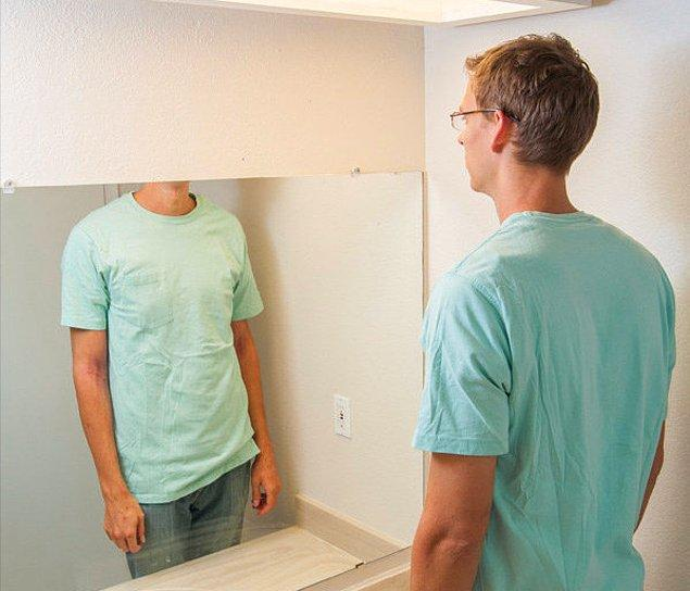 Зеркала в ванной: