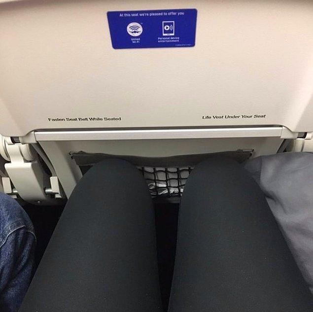 Сиденья в самолете:
