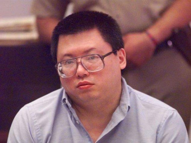3. Charles NG, partneri Leonard Lake ile birlikte 21'e yakın cinayet işledi. Şu anda cezaevinde ve idamını bekliyor.