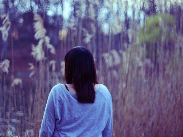 15. Biraz yalnız kalın