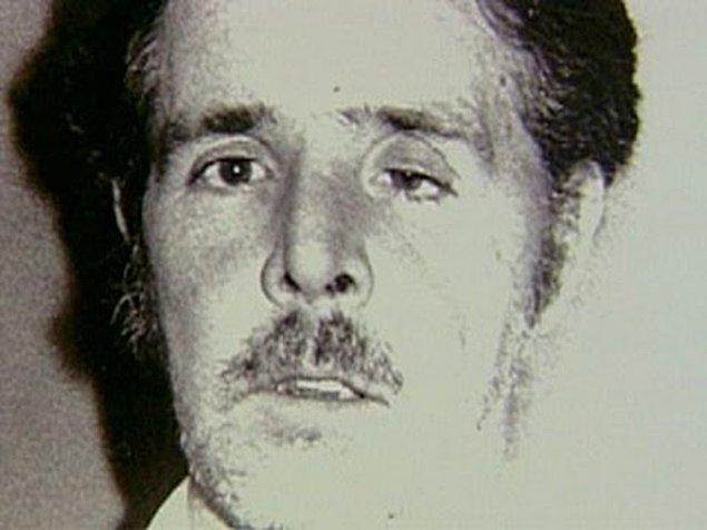 7. Henry Lee Lucas, 11 kişiyi öldürmekten hüküm giymiş bir seri katil.