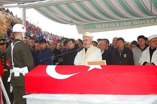 Uzman Çavuş Arslan Konya'da uğurlandı