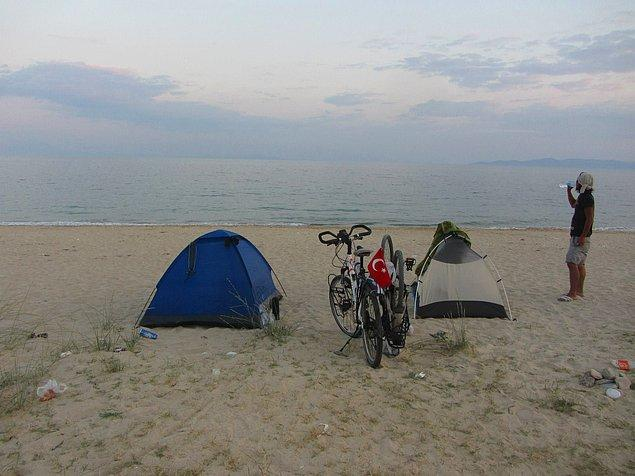 2. Yunanistan - Alexandrapouli Sahili - Orta Avrupa Turunun ilk ülkesi