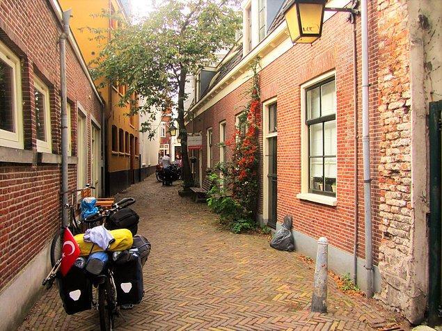 11. Hollanda - Utrecht